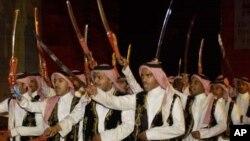 عربیوں کا ایک مخصوص رقص