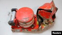 Hộp đen ghi âm từ máy bay Germanwings bị rơi ở dãy Alps.