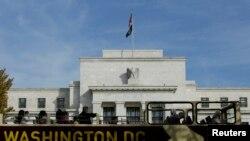 Zgrada američkih Federalnih rezervi u Vašingtonu.