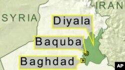 بغداد میں تلاش کی کارروئیاں ، 25 افراد گرفتار