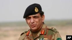 پاکستانی فوج کے سربراہ جنرل اشفاق پرویز کیانی