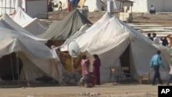 Suriyeliler için Türkiye'de kurulan mülteci kampları
