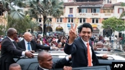 Le nouveau président malgache présente son premier gouvernement