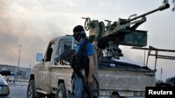 Musul'u ele geçiren IŞİD militanları