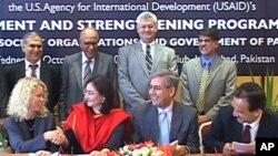 اسلام آباد میں منعقدہ ایک تقریب کا منظر
