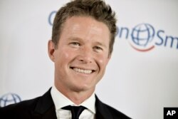 Billy Bush, expresentador de Access Hollywood y por muy corto tiempo co-presentador de la tercera hora del Today Show en NBC.