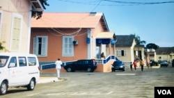 São Tomé, centro hospitalar