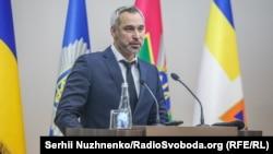 Брифінг генпрокурора Рябошапки щодо вбивства журналіста Павла Шеремета, 12 грудня 2019 року