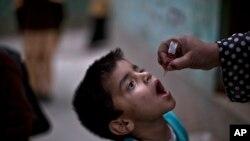 Vakcinacija dece od dečje paralize u Pakistanu