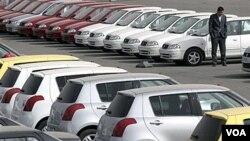 Tiongkok kini menjadi pasar otomotif terbesar kedua di dunia, dengan penjualan tahunan hampir 14 juta kendaraan.