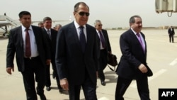 Сергей Лавров в Ираке