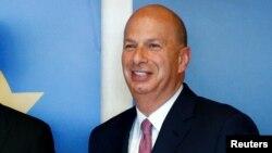 고든 손들랜드 주유럽연합(EU) 미국 대사.