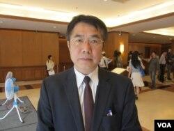 台灣在野黨民進黨立委黃偉哲。