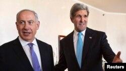 Kerry İsrail ve Filistinliler Arasında Mekik Dokuyor