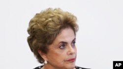 Brasil: Tudo a postos no Congresso para votação sobre impugnação da presidente