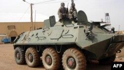 말리의 이슬람 무장세력. (자료사진)