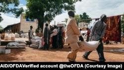 Somalia aid. (File)