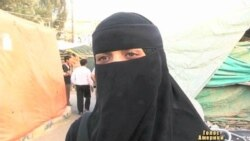 На Youtube революцію показали арабські жінки
