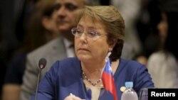 Coligação de Michelle Bachelet perde eleições