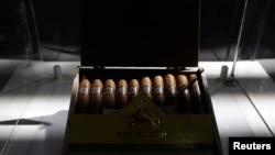 Cuban cigar-maker Habanos S.A. predicted in February it would gain 25 percent to 30 percent of the U.S. premium cigar market if the U.S. lifts its trade embargo on Cuba.