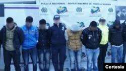 La red se dedicaba a captar ciudadanos extranjeros en la zona de frontera con Ecuador y los ingresaba de forma irregular.