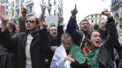 ادامه اعتراض ها علیه ریاست جمهوری الجزایر
