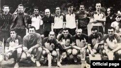 ქართველ მინი ფეხბურთელთა პირველი თაობა, 1989 წელი