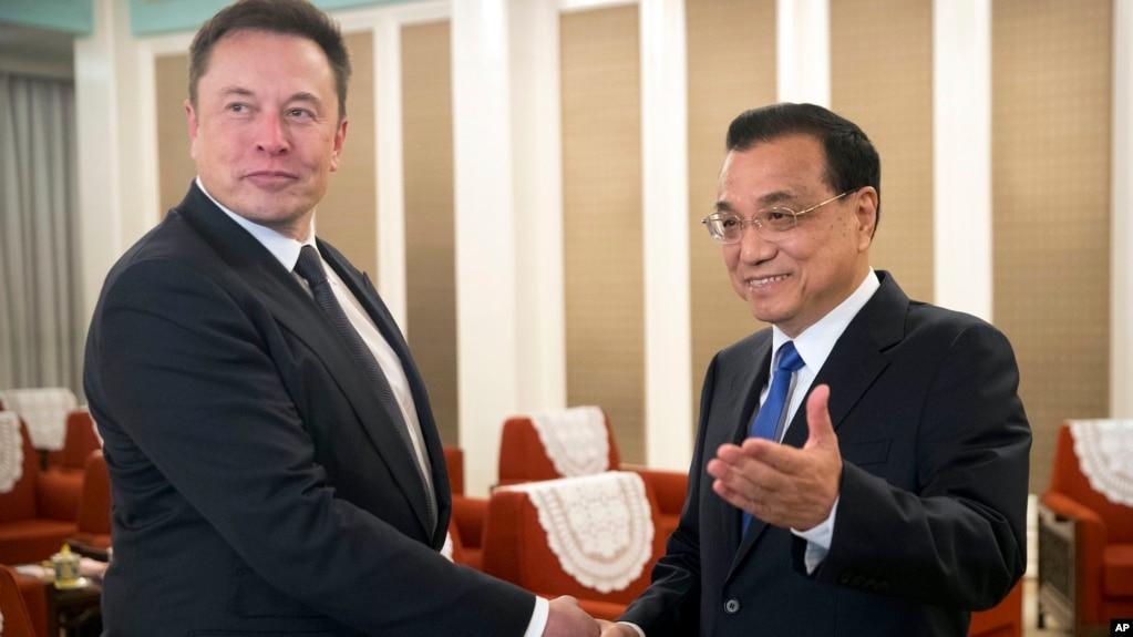 """VOA:特斯拉""""失宠""""成靶子,北京醉翁之意何在?"""