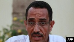 Phó chủ tịch Hội đồng Chuyển tiếp Quốc gia Libya Abdel Hafiz Ghoga