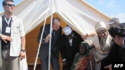 Başbakan Recep Tayyip Erdoğan, geçen ay Somali'ye giderek 20 yıldan sonra bu ülkeyi Afrika dışından ziyaret eden ilk yabancı lider olmuştu