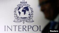 Biểu tượng của tổ chức Cảnh sát Hình sự Quốc tế, Interpol.