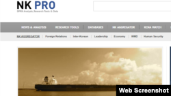 Trang tin NKNews viết về tàu dầu Việt Tín 01 chở dầu dến Triều Tiên bất chấp lệnh cấm vận của LHQ