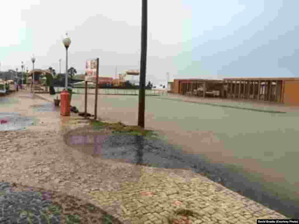 Efeitos do furacão Fred na ilha do Sal, Cabo Verde