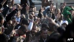 Ливия: споры о смерти сына Каддафи