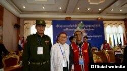 UWSP ဌာနခ်ဳပ္ ပန္ဆန္းမွာ ေျခာက္ရက္ၾကာ က်င္းပမယ့္ တိုင္းရင္းသားထိပ္သီးေခါင္းေဆာင္ေတြရဲ႕ မ်က္ႏွာစံုညီ တုိင္းရင္းသားညီလာခံ( ဓာတ္ပံု-www.kokang123.com)