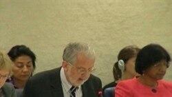 Informe sobre derechos humanos en Siria