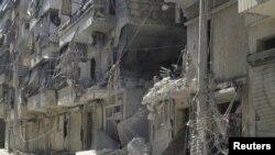 阿勒頗局勢仍然緊張