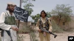 کشته شدن تندروان در پاکستان