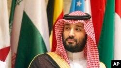 Thái tử Mohammed bin Salman bị coi là người đứng sau vụ giết một nhà báo