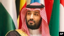 Putra Mahkota Arab Saudi, Mohammed bin Salman. (Foto: dok).