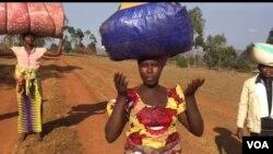 Abaturage b'Abanyamulenge bahunga imirwano