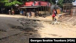 Reportage de Georges Ibrahim Tounkara, correspondant à Abidjan pour VOA Afrique
