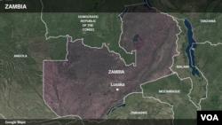 Zambiya kw'ikarata