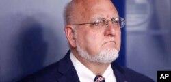 CDC Başkanı Robert Redfield