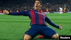 El uruguayo Luis Suárez le dio la victoria a un Barcelona que se vio sometido ante el gran partido que realizó el Real Madrid.