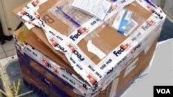 Cuba había suspendido recientemente los envíos postales hacia EE.UU. mayores de 453 gramos (16 onzas), debido a los más reciente atentados con explosivos en EE.UU.