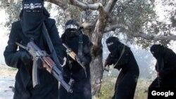 داعش خواتین