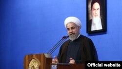 سخنرانی حسن روحانی رئیس جمهوری ایران در مراسم افطار با حضور گروهی از بانوان ایران - ۲۱ تیر ۱۳۹۴