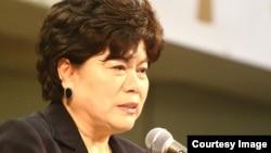 '북한 장애인 지원 대모' 신영순 씨 (1)