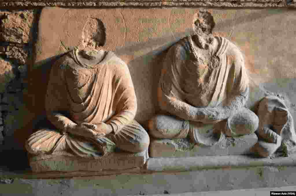 جولیاں کے کھنڈرات پانچویں صدی عیسوی سے تعلق رکھتے ہیں۔